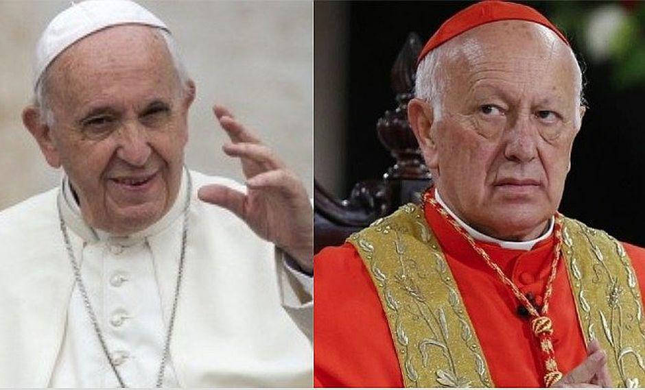 Papa Francisco acepta renuncia de cardenal de Chile Ricardo Ezzati acusado de encubrir abusos a menores