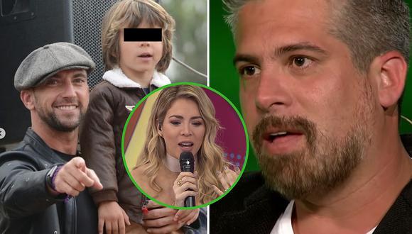 """Antonio Pavón a Pedro Moral: """"agradezco todo el amor que le brinda a mi hijo"""" (VIDEO)"""