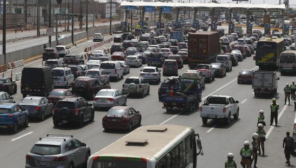 La medida forma parte de las acciones en el marco del Plan Verano 2020, presentado por la Municipalidad de Lima en coordinación con Rutas de Lima. (Foto: GEC/Archivo)