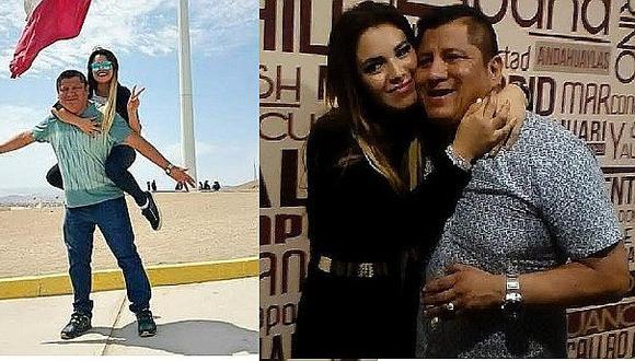 Clavito y su chela: Robert Muñoz reaparece con Andrea Fonseca