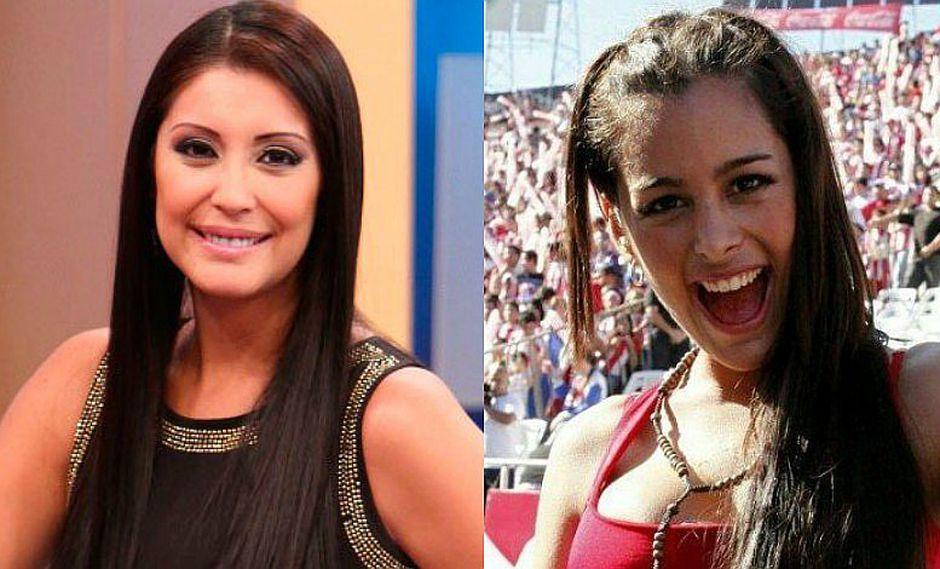 ¿Karla Tarazona se parece a Larissa Riquelme tras operación? [VIDEO/FOTOS]