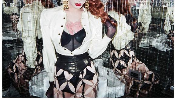 ¡Conoce a Miss Fame! La primera Drag Queen en asistir al Festival de Cannes [FOTOS]