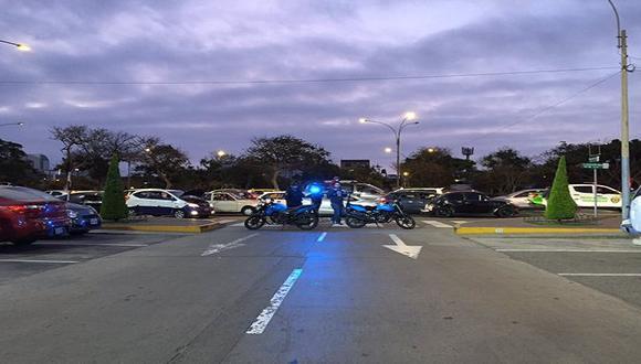 Plaza San Miguel: Alerta de asalto a mano armada desata pánico