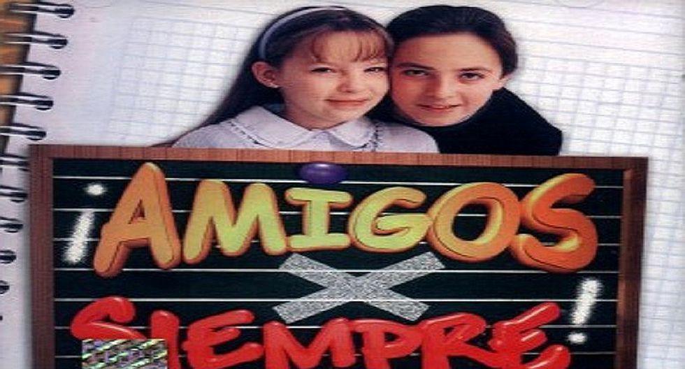 ¿Recuerdas la telenovela 'Amigos x Siempre'? Cuentan triste detalle sobre el elenco