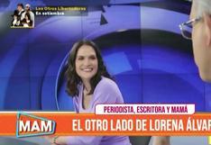 Lo que no sabías de Lorena Álvarez, periodista de Latina TV