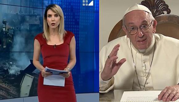 Papa Francisco en Perú: Juliana Oxenford en desacuerdo con inversiones por su llegada