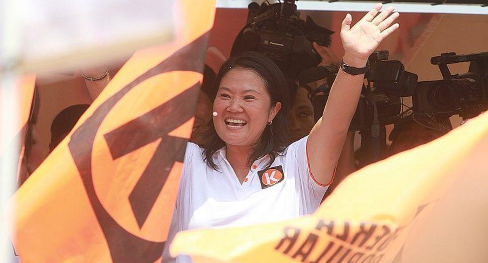 Keiko Fujimori: Declaran infundada apelación en su contra y sigue en carrera