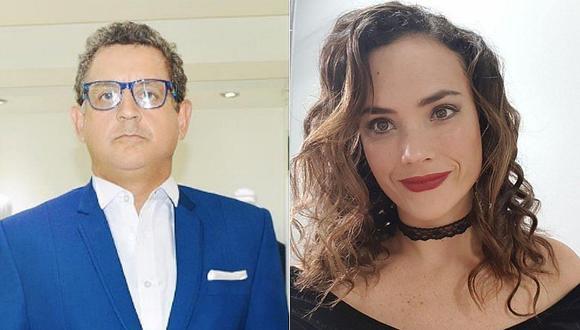 Sergio Galliani y su hijo cautivan a Connie Chaparro con sorpresa