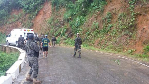 Sendero Luminoso sufre deserciones por estrategia militar y policial. (Foto: GEC)