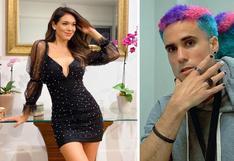 """Jazmín Pinedo 'echa' a Gino Assereto: """"creen que se muere por mí, pero a él le gusta estar soltero"""""""