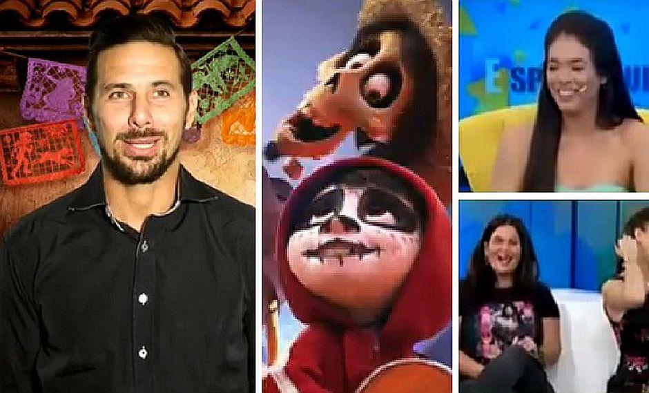 Claudio Pizarro participará en película de Disney pero ¡panelista hace cruel comentario!