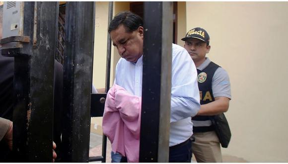 Lambayeque: Corte Superior de Justicia ordena que Willy Serrato cumpla con arresto domiciliario (Foto referencial).
