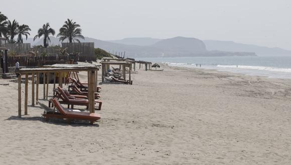 """Piura: Máncora recibió el sello """"Safe Travels"""" y fue considerado como destino de viaje seguro (Foto referencial: GEC)"""