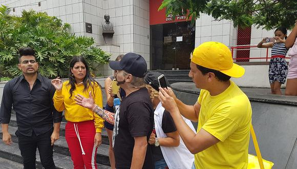 Carlos Álvarez también parodia a Erick Sabater y a 'Coto' Hernández (FOTOS)