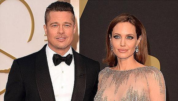 Angelina Jolie denunció a Brad Pitt por no pagar la pensión alimenticia