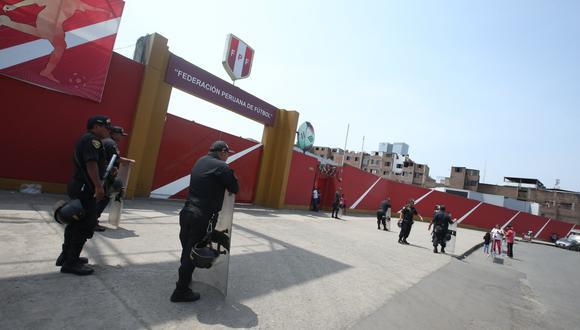 La Federación Peruana de Fútbol se pronunció sobre la suspensión de la Liga 1 (Foto: GEC)