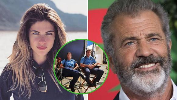 Stephanie Cayo saca cara por el Perú en cinta junto a Mel Gibson│FOTO