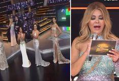 """El audio falla en la final de """"Reinas del Show"""" y obliga a parar la emisión en vivo│VIDEO"""