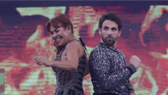 """Rodrigo González """"Peluchín"""" hizo su reaparición televisiva tras salir de Latina.  (Foto: César Bueno/GEC)"""