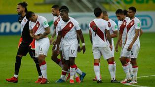 Selección peruana cayó 2-0 ante Brasil por las Eliminatorias Qatar 2022