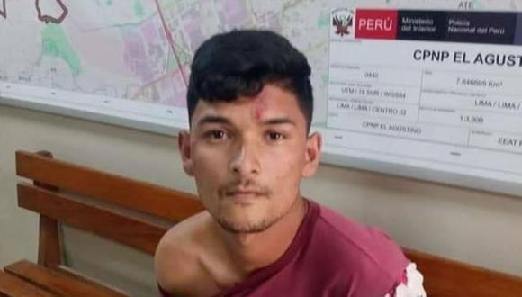 José Bermúdez Gonzáles fue capturado el pasado sábado pero luego fue liberado por orden del Ministerio Público. (Foto: Andina)