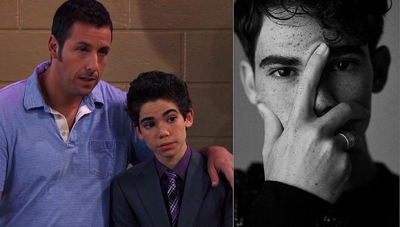 Adam Sandler rinde emotivo homenaje a Cameron Boyce, quien murió hoy a los 20 años