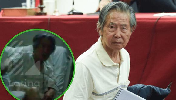 Solicitarán que médico legista revise el estado de salud de Alberto Fujimori