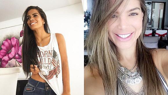 Vanessa Jerí y Vanessa López son las famosas con cinturas más delgadas
