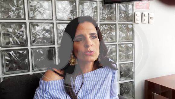 Programa de Laura Borlini no la pasa nada bien