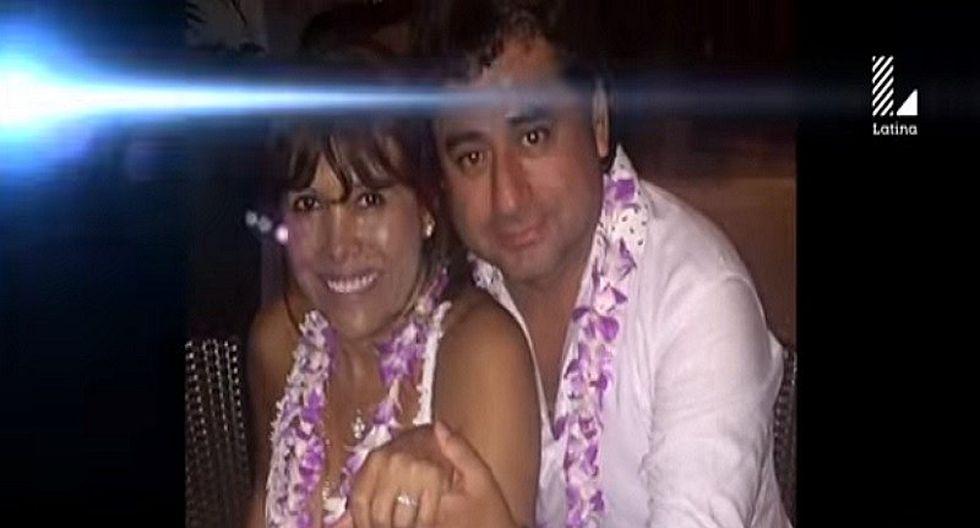Magaly Medina: Mira cómo su notario Alfredo Zambrano le pidió matrimonio [VIDEO]