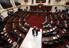 Congreso de la República: estas son las ubicaciones de las bancadas para el periodo 2021-2026