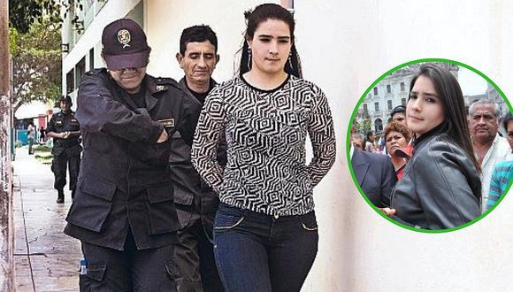 Poder Judicial ordena libertad de Katiuska del Castillo
