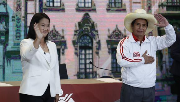 Pedro Castillo toma la delantera en el conteo de votos hecho por la ONPE. (Fotos Hugo Pérez / GEC)
