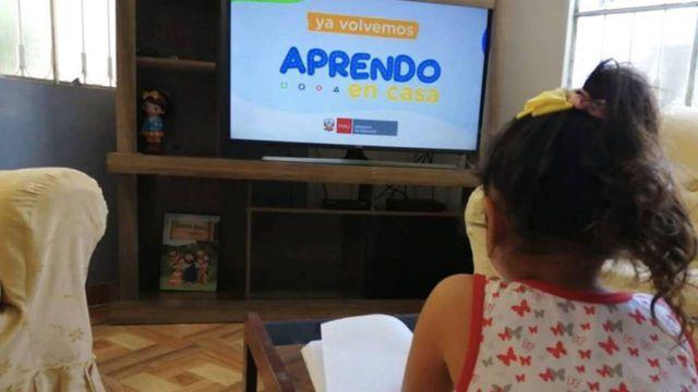 Una nueva semana de Aprendo en Casa, programa de educación a distancia vía web, televisión y radio de señal abierta, promovidas por el Ministerio de Educación.