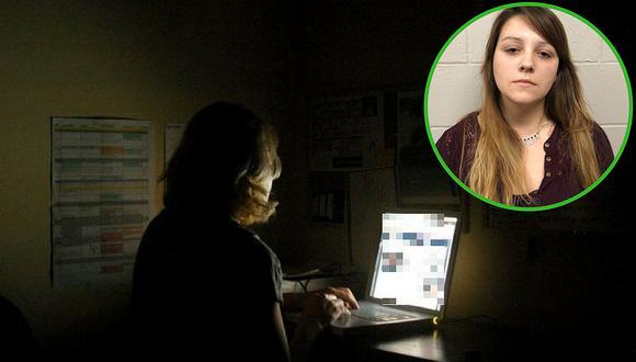 Las escalofriantes búsquedas de Internet que hizo una asesina de bebés