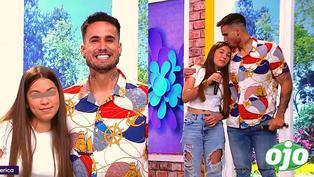 """Gino Assereto se quiebra EN VIVO al presentar a su hija Ariana, de 15 años: """"te amo, bebé"""""""