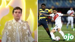 Gianluca Lapadula: Vidente que dijo que habría temblor, aseguró que metería su primer gol | VIDEO