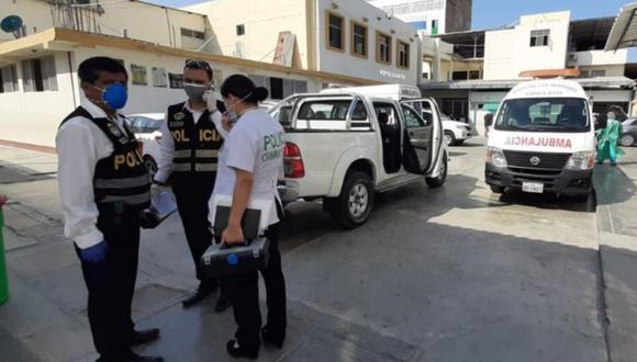 Policías indagan asesinato y buscan al sospechoso (Foto: archivo GEC)
