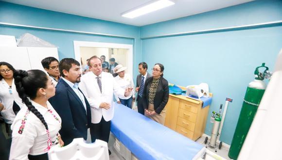 El Gobierno Regional de Arequipa adquirió este tomógrafo de origen japonés valorizado en 2 millones 800 mil soles. Conoce cómo este instrumento médico puede detectar casos COVID-19 (Foto: GORE Arequipa)