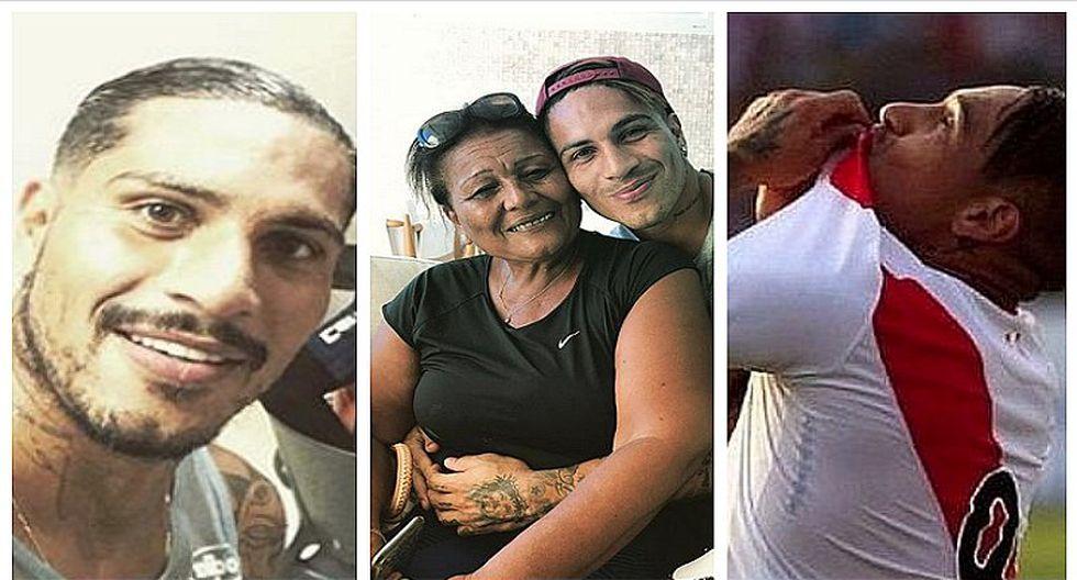 Paolo Guerrero confiesa lo que le dice Doña Peta antes de cada partido (VIDEO)