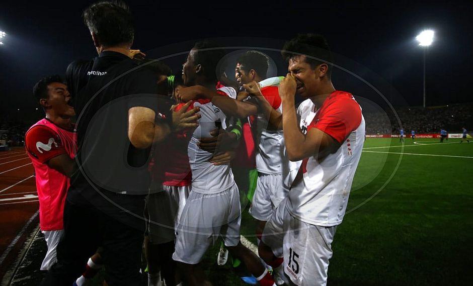 Perú gana 3-2 a Uruguay pero le dice 'adiós' al sueño de clasificar al Mundial