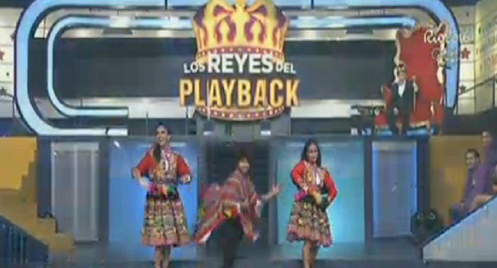 Los Reyes del Playback: Así se presentó Zumba pero no logró coronarse [VIDEO]