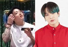 Jungkook de BTS sorprende a fans al mostrar sus tatuajes en transmisión en vivo