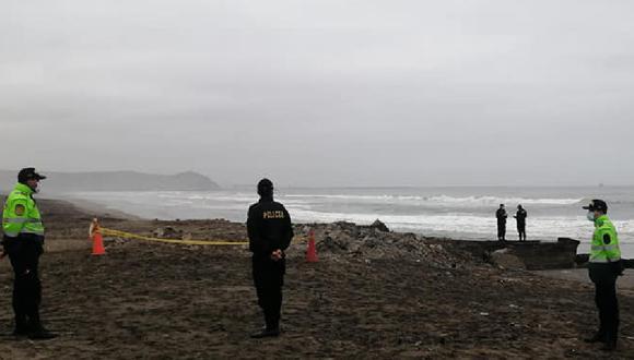 Trujillo: hombre y mujer son asesinados y sus cuerpos son encontrados a orillas de playa Las Delicias (Foto: Facebook | Ventana Informativa)