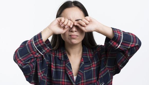 """Las legañas tienen a ser como una especie de """"basuritas"""" en nuestros ojos que generan malestar (Foto: Freepik)"""