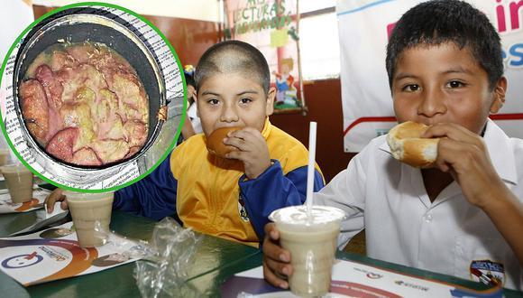 Encuentran gusanos en latas envasadas del programa Qali Warma