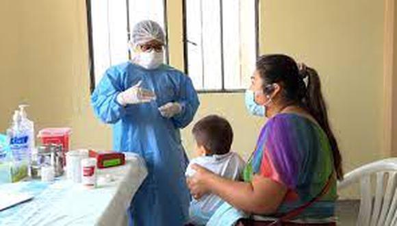 Los departamentos que mostraron mayores porcentajes en casos de niños con anemia son Puno (69,4%), Ucayali (57,2%) y Madre de Dios (55,0%). (FOTO: EsSalud)