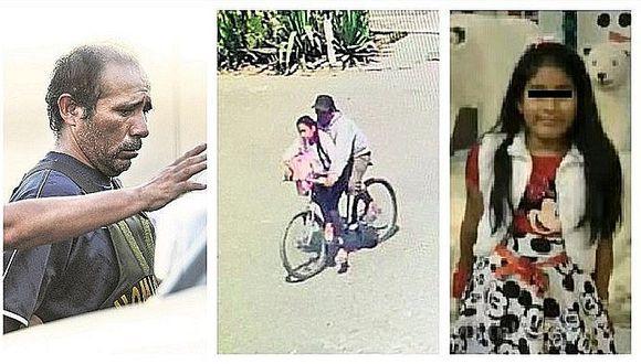 """""""Asesino de la bicicleta"""" confiesa que abusó y mató a niña de 11 años hallada en SJL"""
