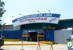 COVID-19: Municipalidad de Lima ofrece hospitales de la Solidaridad para campaña de vacunación