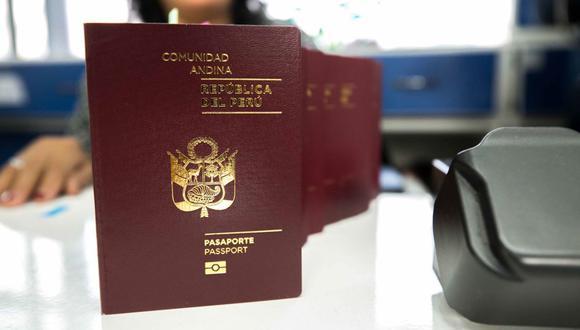 Actualmente existen tres tipos de pasaporte y su emisión está a cargo de la Superintendencia Nacional de Migraciones y, en algunos casos, del Ministerio de Relaciones Exteriores (Foto: Andina)